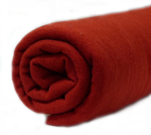 ProFusion prefelt for felting--Paprika
