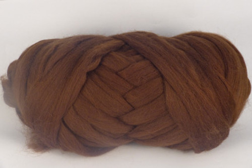 Bundy Rum--Think dark Jamaican rum.  18.5 micron Merino Wool Tops.