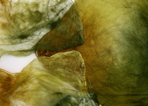 Silk hankies. This color harmony is Machu Picchu