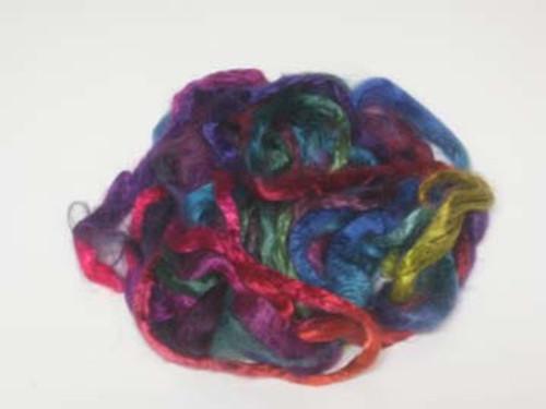 Silk Grab Bag in Jewel tones