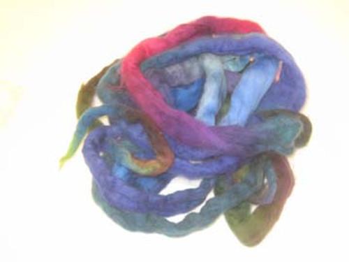 Wool Grab Bag in Jewel tones