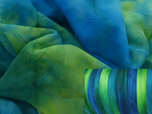 Silk Gauze  Neck-Knack Felting Kit--Monsoon