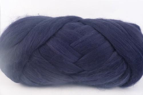 Midnight--Perfect dark navy.  18.5 micron Merino Wool Tops.