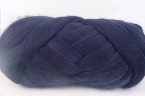 Midnight--Perfect dark navy.  18.5 micron Merino Wool Tops.