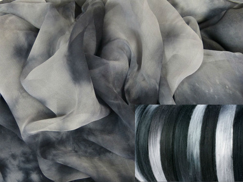 Silk Gauze Neck-Knack Felting Kit--Silverback