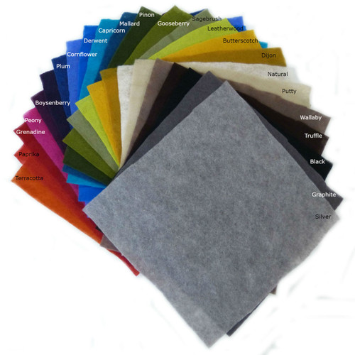 ProFusion Sampler --23 colors