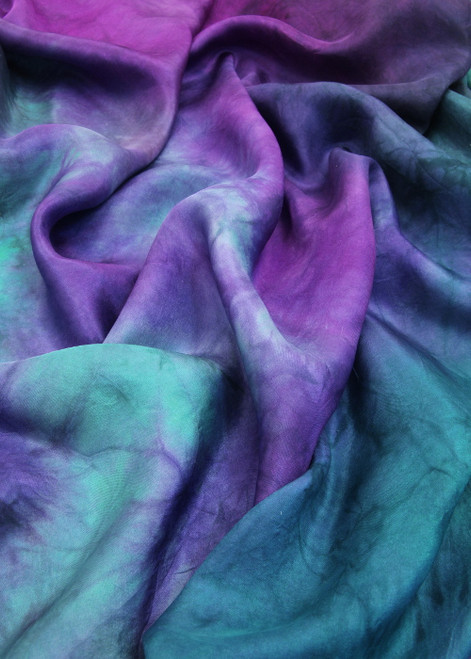 Opal Habotai silk fabric. Luxurious and elegant feel with a refined luster.