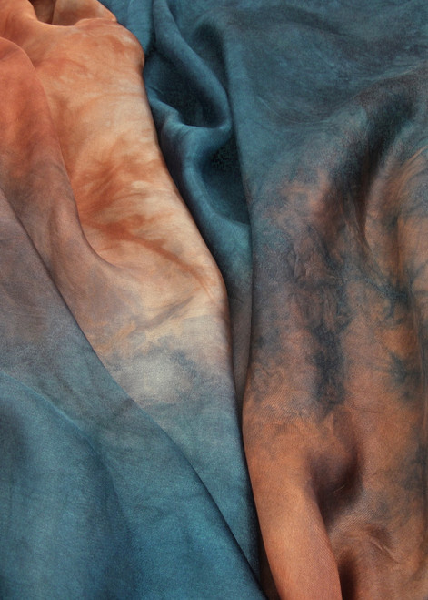 Walkabout Habotai silk fabric. Luxurious and elegant feel with a refined luster.