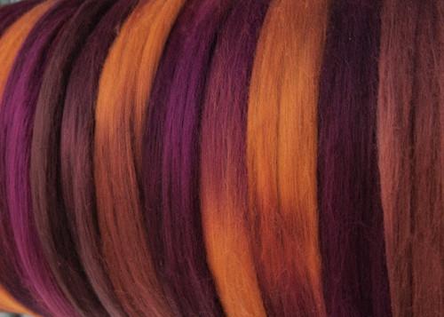 Merino superfine wool--Tamarillo