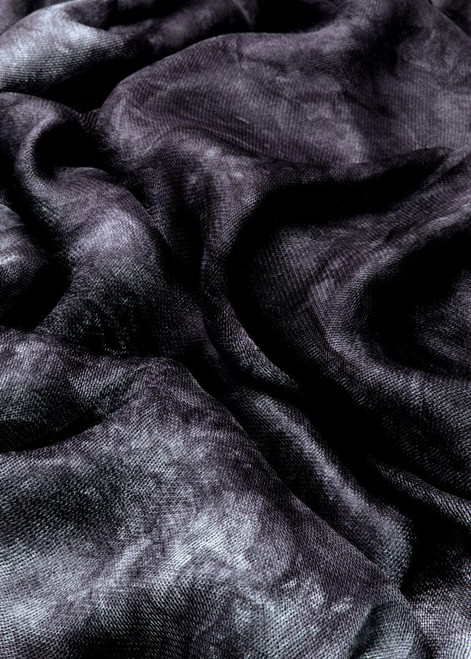 Silk mesh fabric. Open weave, lightweight,  lustrous. Silverback color
