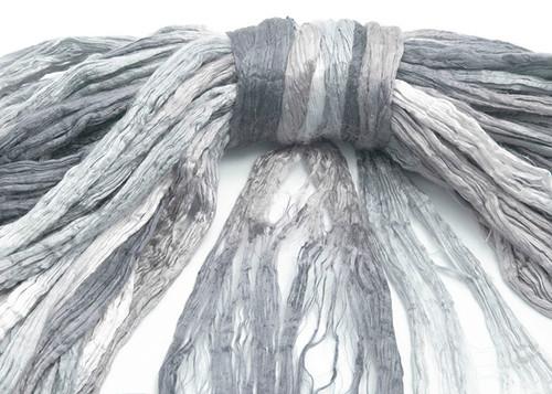 Seri silk tops in Snowy Owl  color.