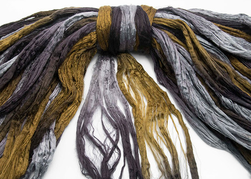 Seri silk tops in Dijon  color.