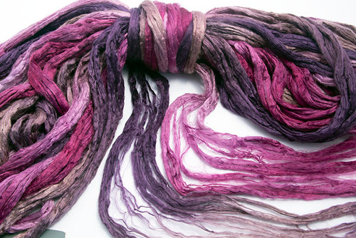 Seri silk tops in Lavish  color.