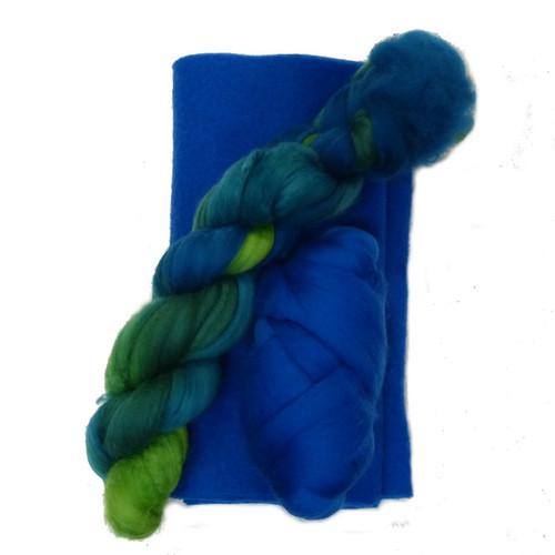 Derwent | Ruffle Collar or Scarf Kit
