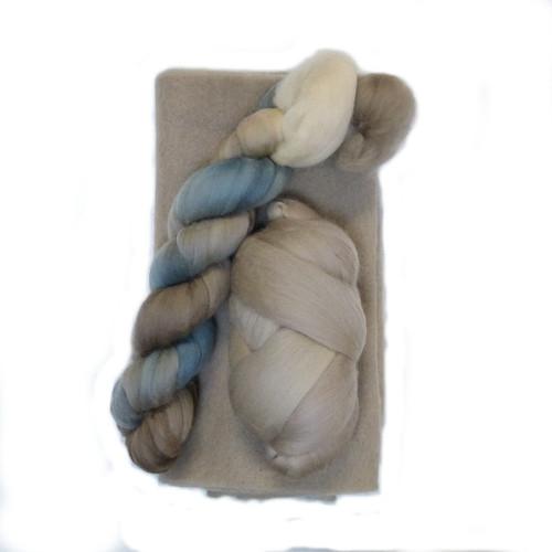 Ruffle Scarf Kit