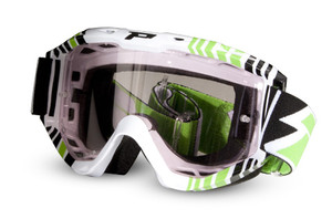 PRO GRIP 3450 GOGGLES - GREEN