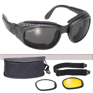 Airfoil 9100 Motorcycle Goggles