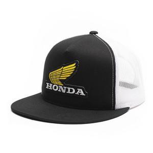 FACTORY EFFEX HONDA CLASSIC SNA PBACK HAT / BLACK-WHITE MESH OS
