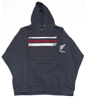 FACTORY EFFEX HONDA STRIPES YOU TH PULLOVER / NAVY