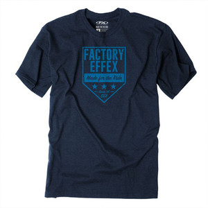 FACTORY EFFEX FX SHIELD T- SHIRT