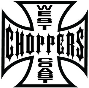 West Coast Choppers Decal