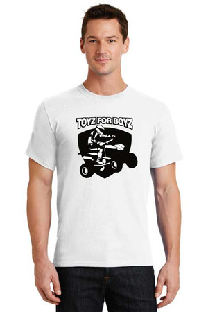 Toyz For Boyz T Shirt
