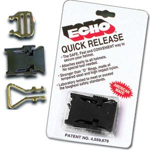 Echo Helmet Quick Release