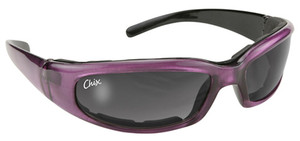 CHIX RALLY GREY GRADIENT PURPLE FRAME
