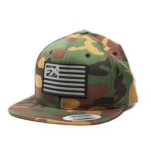 FACTORY EFFEX FX CAMO SNAPBACK HAT