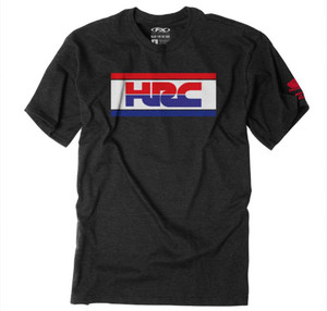 FACTORY EFFEX HONDA HRC T- SHIRT / BLACK