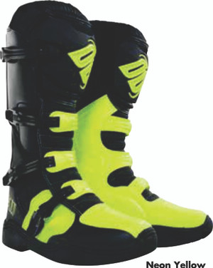 Shot X11 BOOT NEON YELLOW