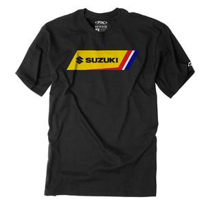 FACTORY EFFEX SUZUKI MOTION T-SHIRT / BLACK