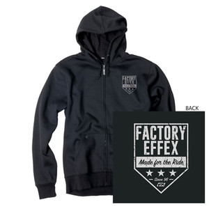FACTORY EFFEX FX NEW PULLOVER / BLACK
