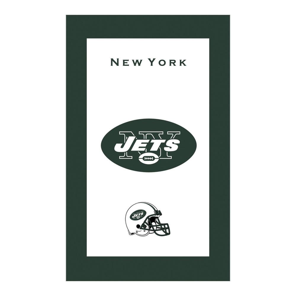 KR NFL Bowling Towel New York Jets