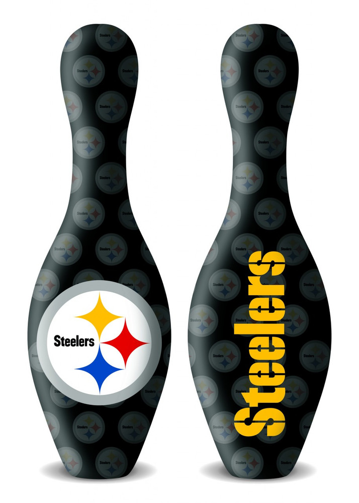 OTB NFL Bowling Pin Pittsburgh Steelers