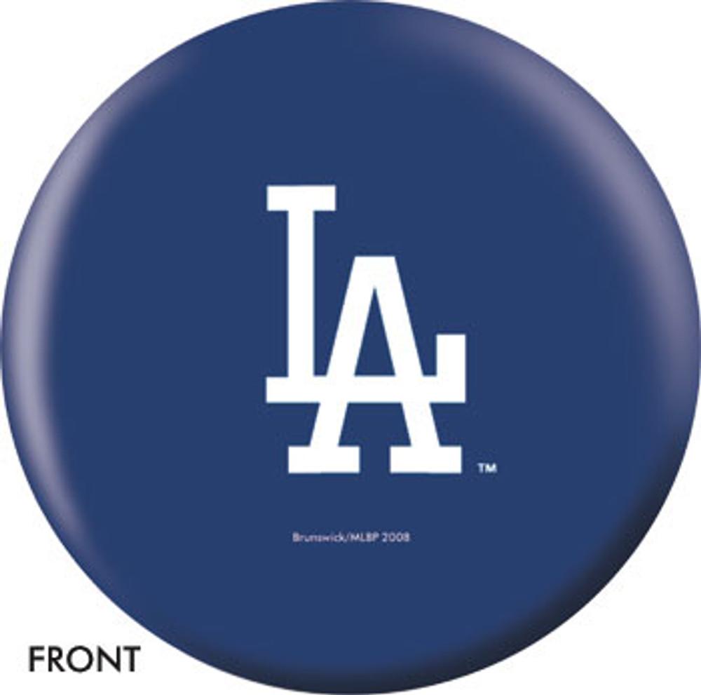 Otb Mlb Los Angeles Dodgers Bowling Ball By Otb 14999 Free