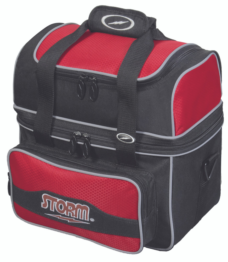 Storm Flip Tote 1 Ball  Bowling Bag Red