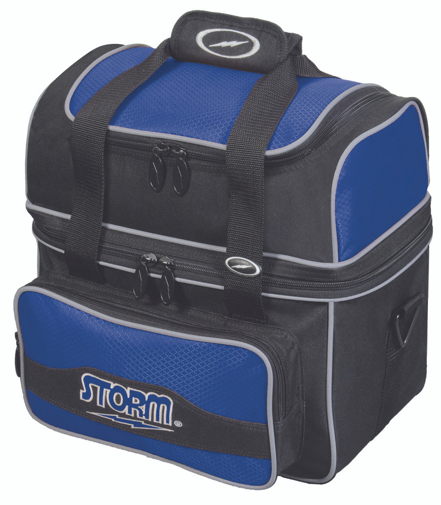 Storm Flip Tote 1 Ball  Bowling Bag Royal