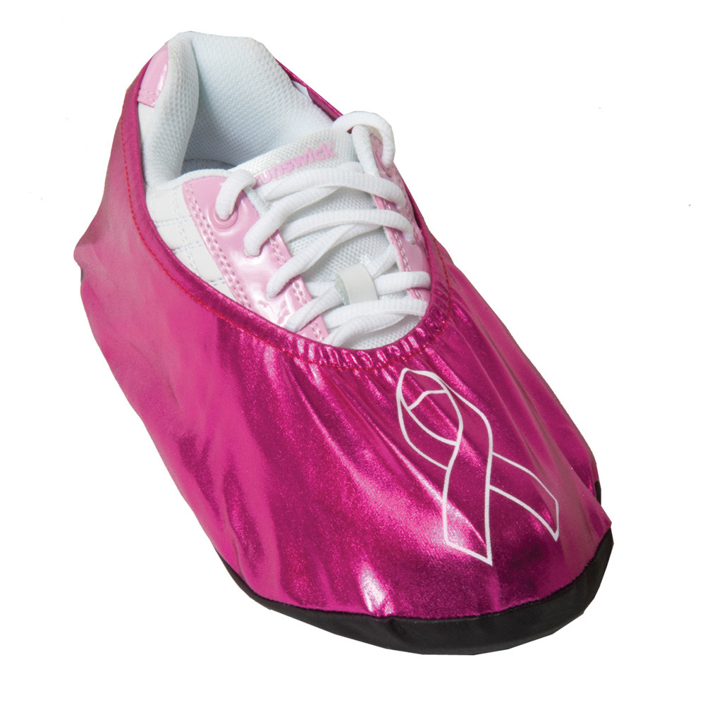 Brunswick Dura Flexx Shoe Cover Breast Cancer Pink