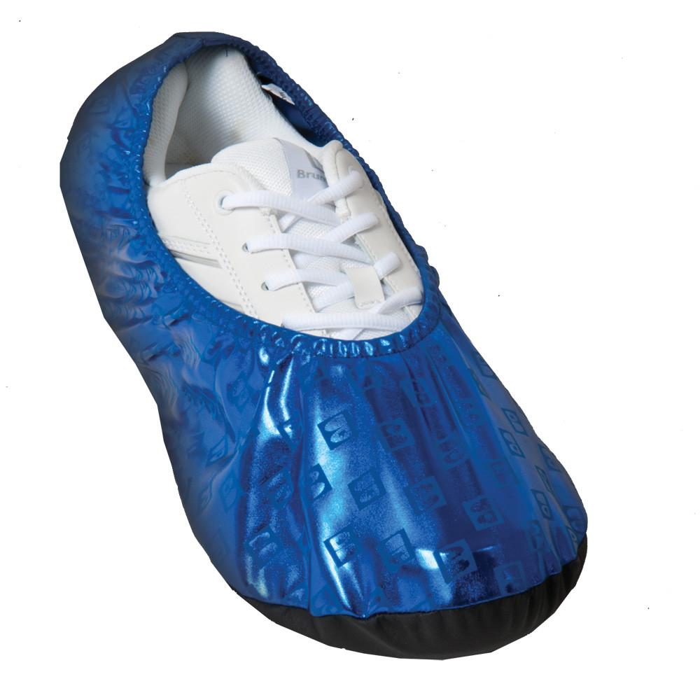 Brunswick Duraflexx Shoe Cover Metallic Blue