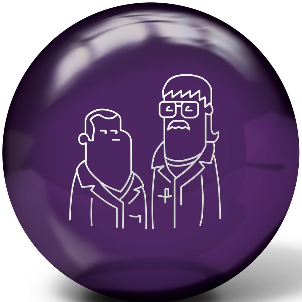 Radical Spare Bowling Ball