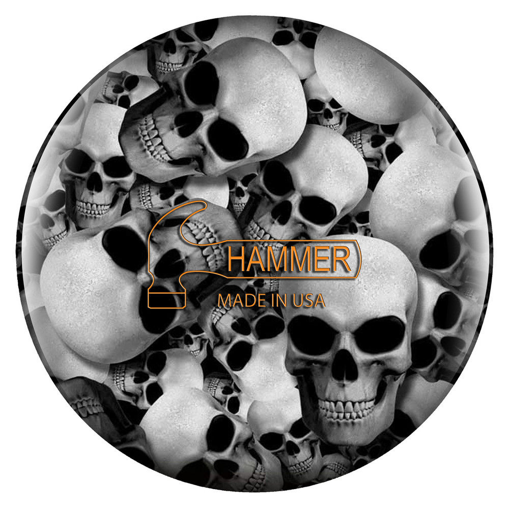 Hammer Skulz Spare Bowling Ball