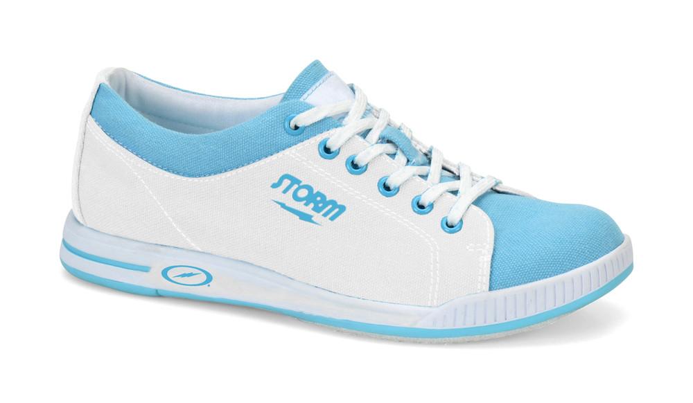 6e3994eff14b70 ... Storm Meadow Women s Bowling Shoes White Blue · angle bottom bottom  right
