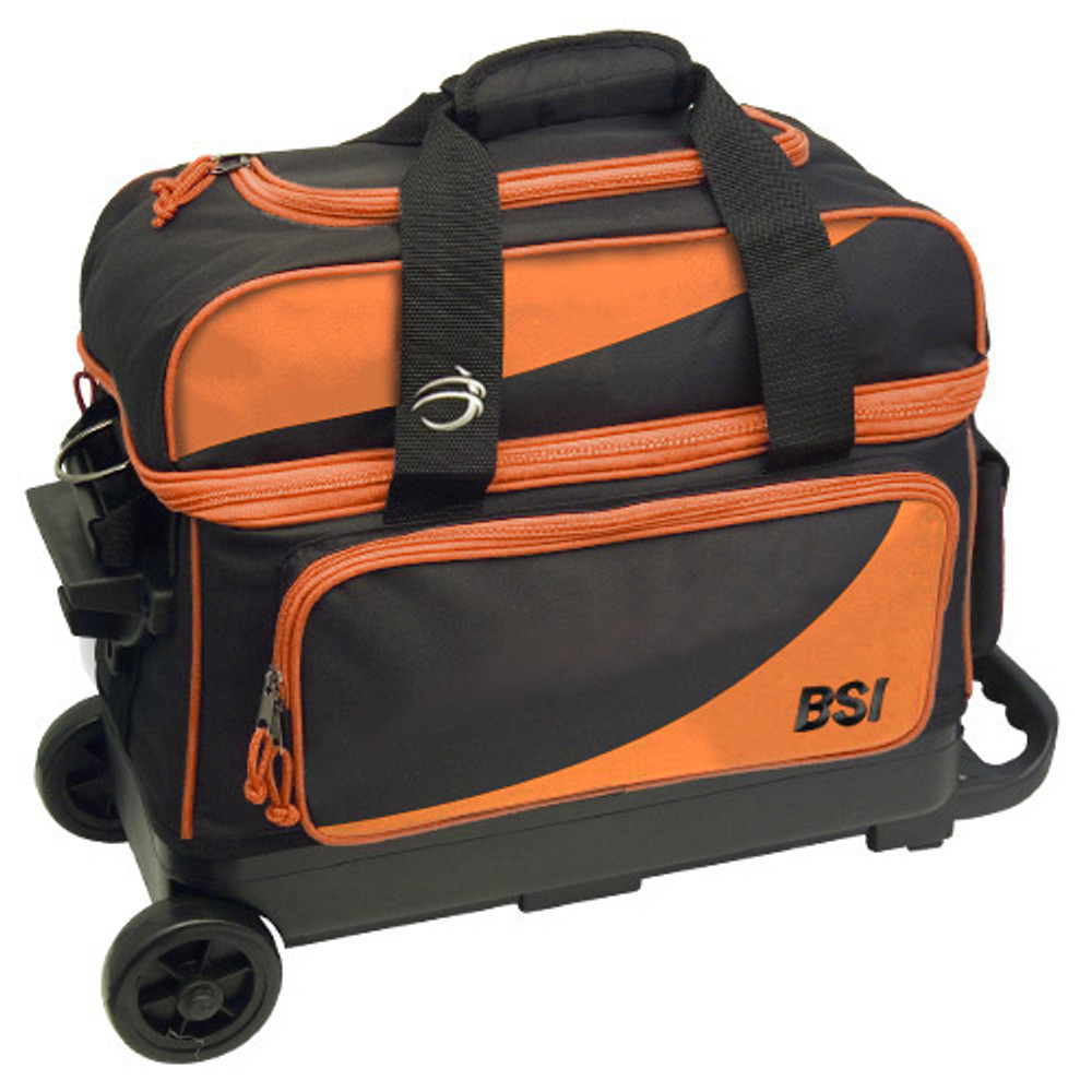BSI Prestige Double Roller Orange Front View