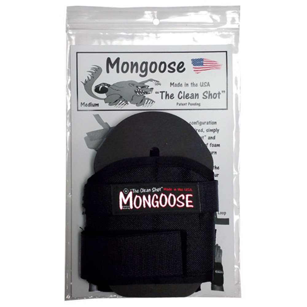 Mongoose The Clean Shot