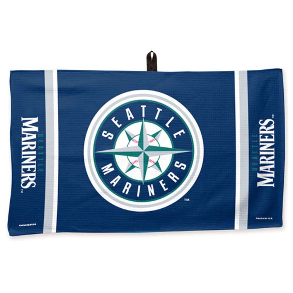 New Master MLB Bowling Towel Seattle Mariners