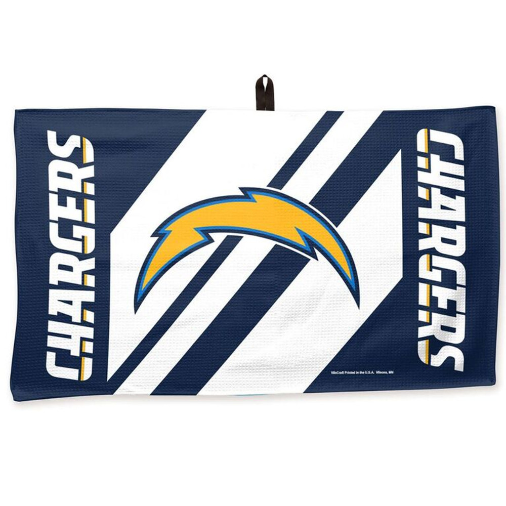 Master NFL Bowling Towel Los Angeles Chargers