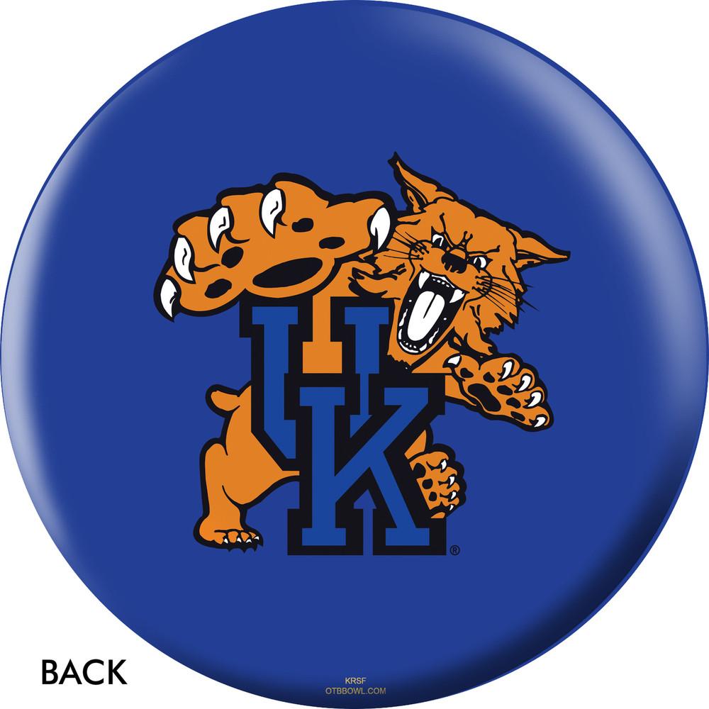 NCAA University of Kentucky Bowling Ball
