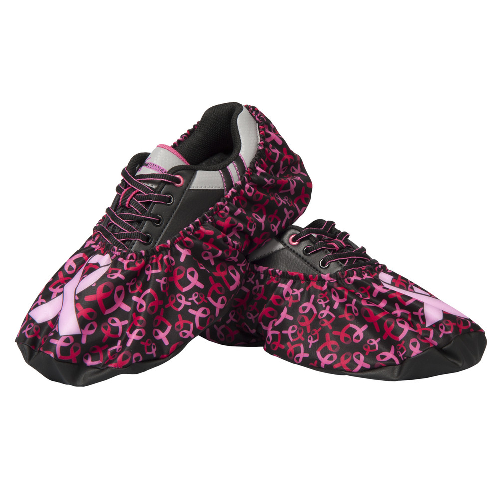 Robby's  Shoe Cover Breast Cancer Ribbon