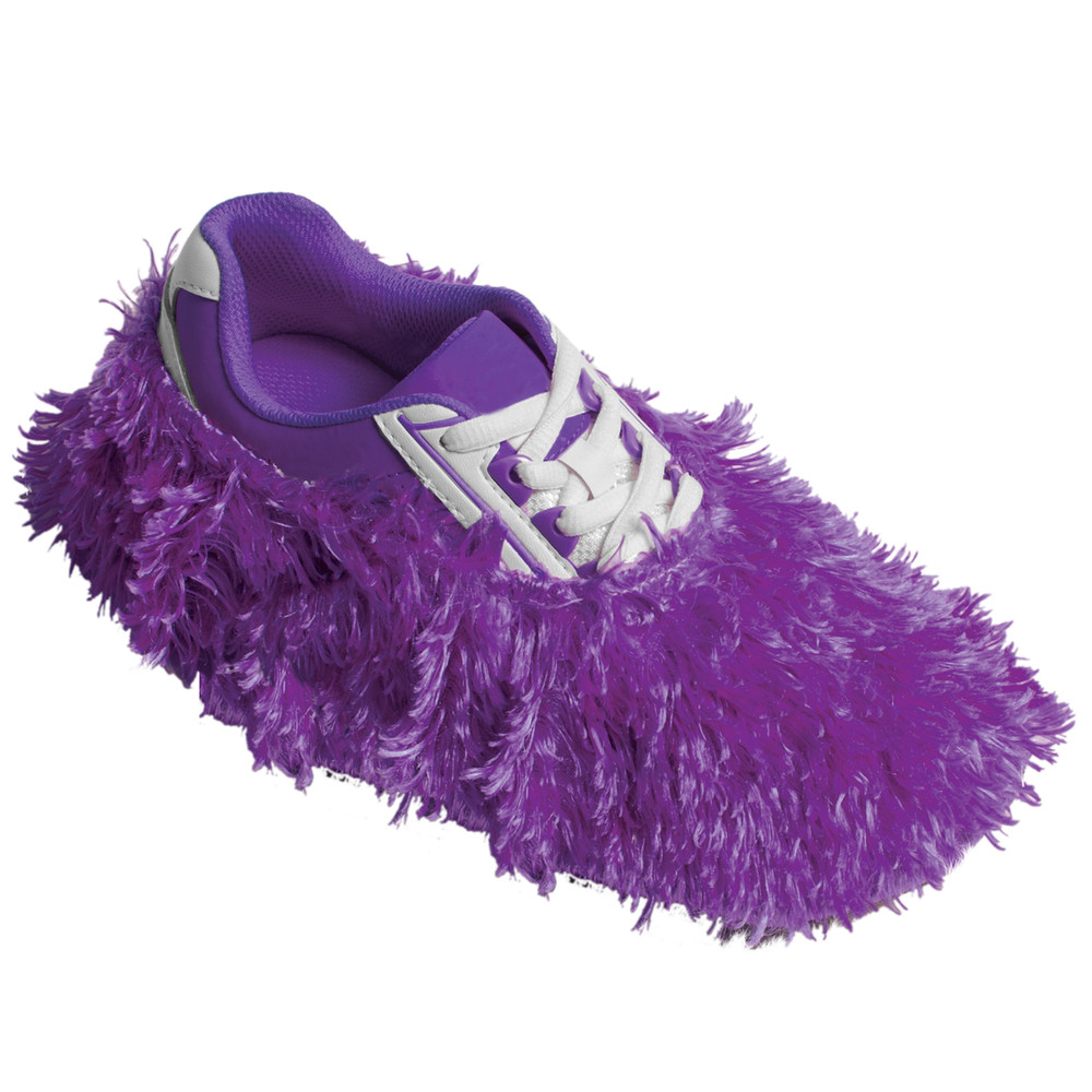 Robby's Fuzzy Shoe Cover Purple